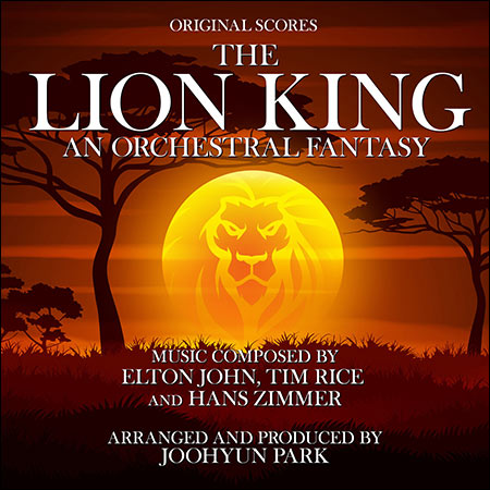 Обложка к альбому - The Lion King - An Orchestral Fantasy (EP by Joohyun Park)