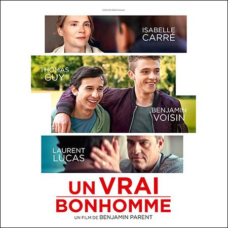 Обложка к альбому - Un vrai bonhomme
