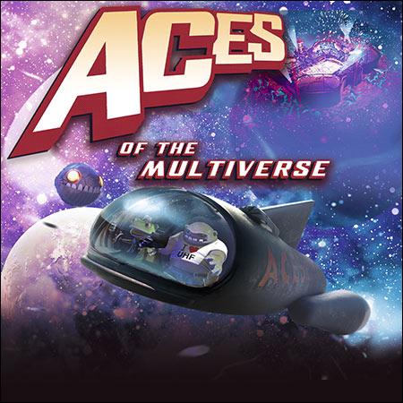Обложка к альбому - Aces of the Multiverse