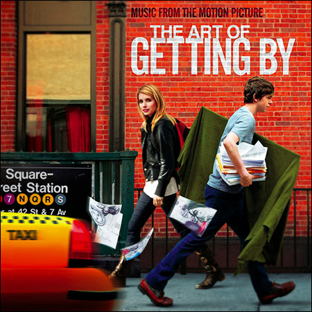 Обложка к альбому - Домашняя работа / The Art of Getting By (OST)