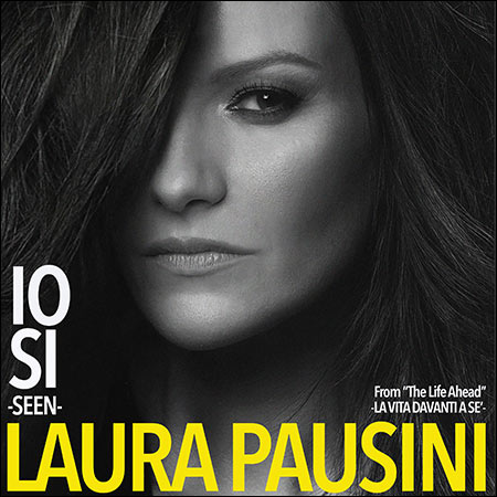 "Обложка к альбому - Io sì (Seen) [From ""The Life Ahead (La vita davanti a sé)""]"