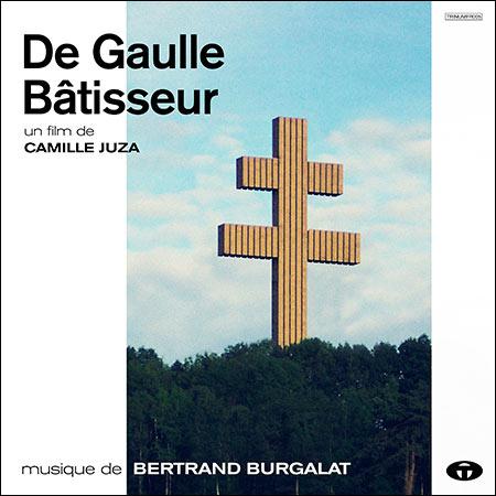Обложка к альбому - De Gaulle bâtisseur