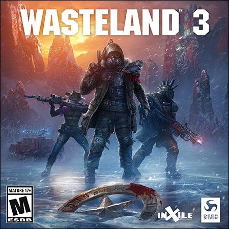 Обложка к альбому - Wasteland 3 Expanded Soundtrack