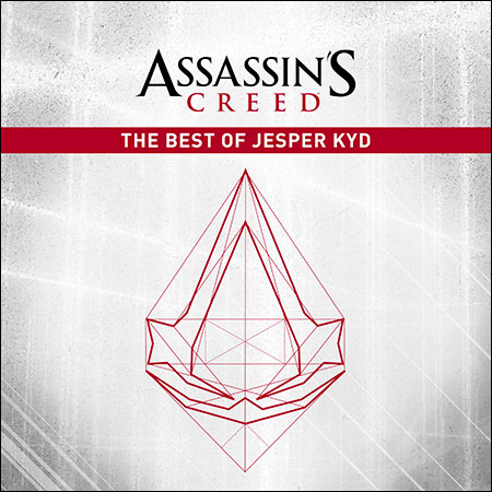 Обложка к альбому - Assassin's Creed: The Best of Jesper Kyd