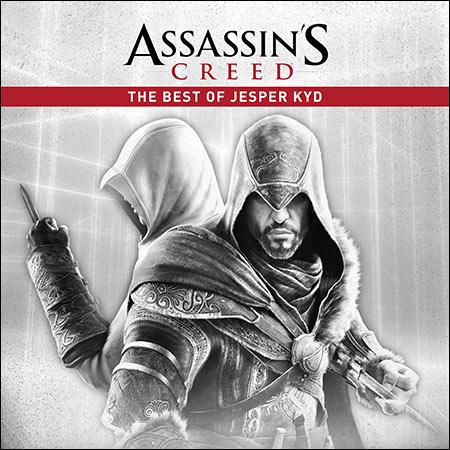 Дополнительная обложка к альбому - Assassin's Creed: The Best of Jesper Kyd