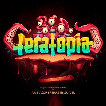 Обложка к альбому - Teratopia
