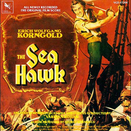 Обложка к альбому - Морской ястреб / The Sea Hawk