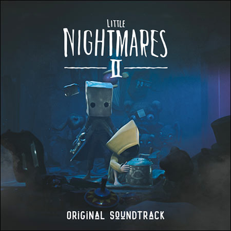 Обложка к альбому - Little Nightmares II