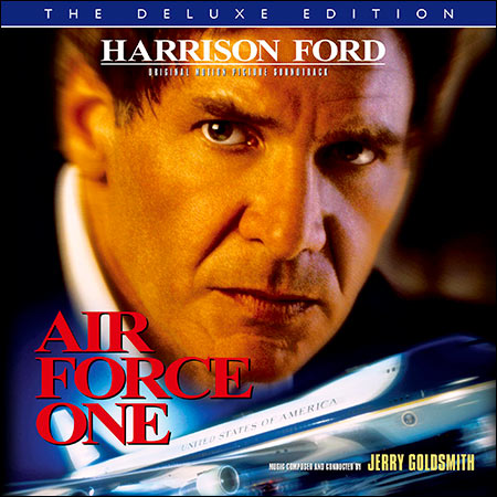 Обложка к альбому - Самолёт президента / Air Force One (The Deluxe Edition)