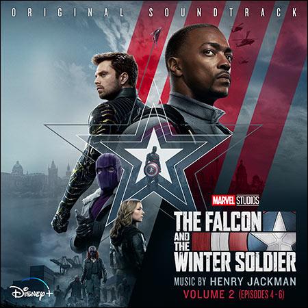 Обложка к альбому - Сокол и Зимний солдат / The Falcon and the Winter Soldier: Volume 2 (Episodes 4-6)