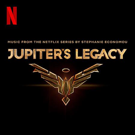 Обложка к альбому - Наследие Юпитера / Jupiter's Legacy