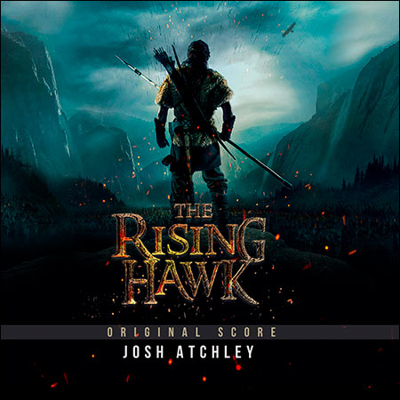 Обложка к альбому - Захар Беркут / The Rising Hawk