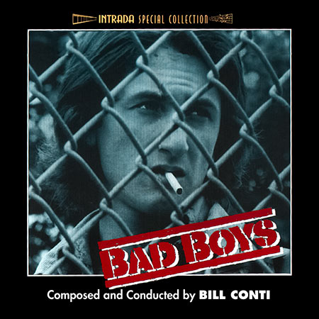 Обложка к альбому - Плохие мальчики / Bad Boys (1983)