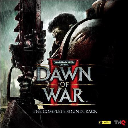 Обложка к альбому - Warhammer 40,000: Dawn of War II (The Complete Soundtrack)