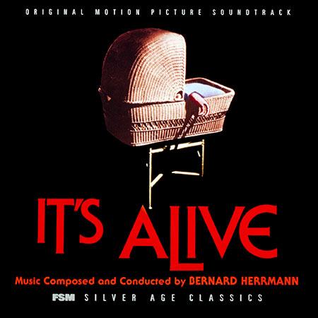 Обложка к альбому - Оно живо / It's Alive